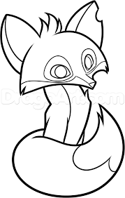 animal jam fox coloring pages coloring