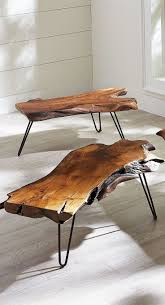 Living Room Table Decorations by Coffee Table Astonishing Natural Wood Coffee Table Design Ideas