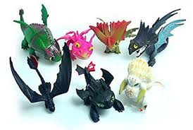 toothless cake topper max set of 7 pcs how to your fury toothless