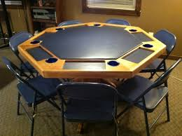 Octagon Poker Table Plans Poker Table Photos Heptagon 7 Sided Poker Table