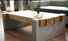 concrete and wood dining table concrete table wood metal oak and cement table concrete dining table
