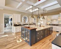 Kitchen Island Colors Hickory Floors White Kitchen Island Color For My Kitchen