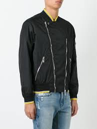 cheap biker jackets christian dior white dress rosie dior homme zipped biker jacket
