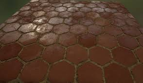 artstation wip spanish floor substance designer nate sartain