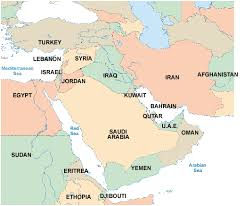 middle east map test the asia pacific journal japan focus