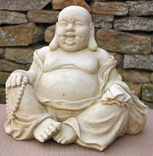 garden ornament happy buddha garden ornaments buy buddha