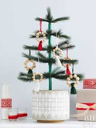low cost tree decorating better homes gardens