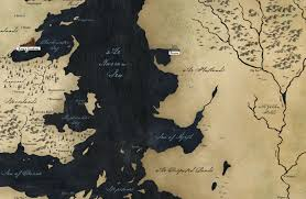 Map Westeros Westeros Map Hbo