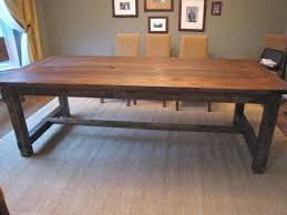 10 ft farmhouse table new and improved farmhouse table details tommy ellie