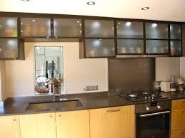lapeyre meuble cuisine porte placard cuisine placards noir avec portes vitraces opaques