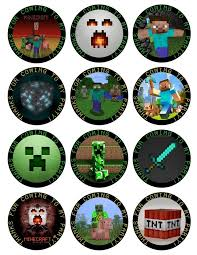 minecraft cupcake ideas the 17 best images about minecraft ideas on