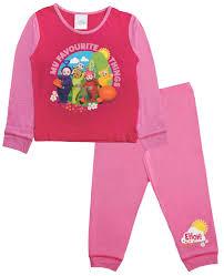 boys teletubbies pyjamas pjs length pj set infant