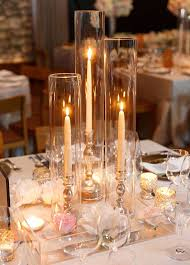 candle centerpieces terrific candle centerpieces for wedding 1000 ideas about candle