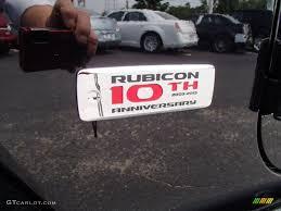 jeep wrangler rubicon logo 2013 jeep wrangler unlimited rubicon 10th anniversary edition 4x4