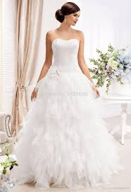 aliexpress com buy beautiful ball gown tulle modest puffy