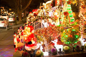 Dyker Heights Christmas Lights New York Things To Do At Christmas Time Ruby A Blog By Virgin
