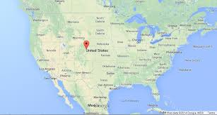 map us denver denver on us map world easy guides