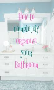 43 best organizing your bathroom images on pinterest bathroom