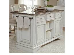 liberty furniture magnolia manor dining kitchen island with