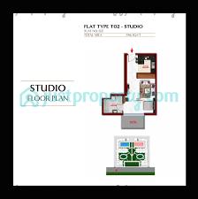 The O2 Floor Plan Glitz 3 Floor Plans Justproperty Com