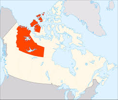 Canada Province Map by Northwest Territories Canada Geography Student Handouts