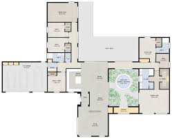 Split Floor Plan House Plans Modern Ranch House Plans Images About Bedroom On Pinterest In With