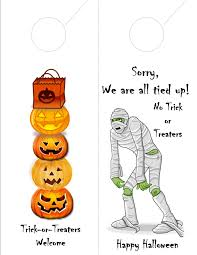 printable halloween free printable halloween door hanger for your apartment community