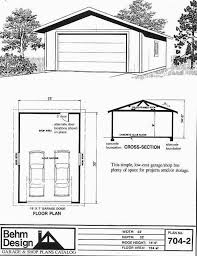 4 Car Garage Cost Small Two Car Garage Plans 4 Home Decoration