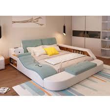 Milan Bed Frame Milan Designer Platform Bed Frame In And King Size 1790