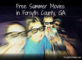 free movies forsyth for families