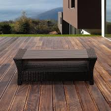 Atlantic Outdoor Furniture by Atlantic Staffordshire 4 Person Resin Wicker Patio Conversation