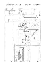 patent us4533863 voltage regulator google patents drawing wiring