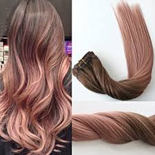 ombre hair extensions uk silky gold ombre highlights balayage hair extensions
