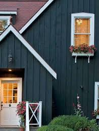 blue exterior paint exterior paint color on midnight rustic
