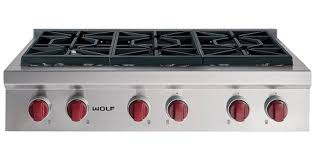 Wolf Gas Cooktops Kitchen Top Thermador Vs Wolf Gas Cooktops Reviews Ratings With