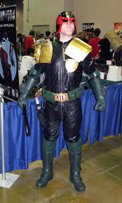 Judge Dredd Halloween Costume Photos U2013 Clyde Caldwell