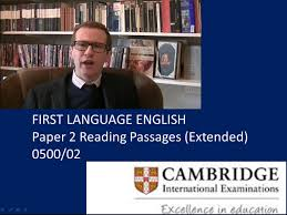 achieving an a in the igcse english language examination youtube