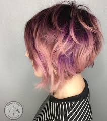 colorful short hair styles 65 rose gold hair color ideas for 2017 rose gold hair tips