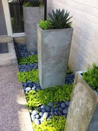 adorable 65 simple clean modern front yard landscaping ideas https