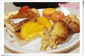 cuisiner l馮er 濟州神話世界渡假酒店 藍鼎廳 龍蝦雪蟹鮑魚黑鮪魚吃到飽 華麗甜點區