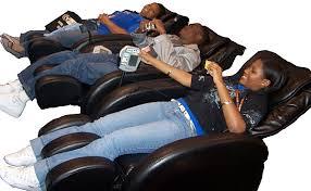 Entertainment Chair Relaxation Lounge Phantom Shadow Entertainment Djs Inflatable