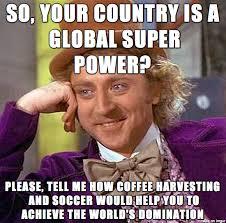 Us Soccer Meme - so brazil will overtake us meme on imgur