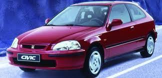 1995 honda civic hatchback honda civic 3 door hatchback 1995 2001 reviews technical data
