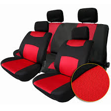 Chair Headrest Cover Universal Car Seat Cover Set 10pcs Seat Covers Front Seat Back