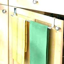 kitchen towel rack ideas towel bars home depot somedaysbistro com