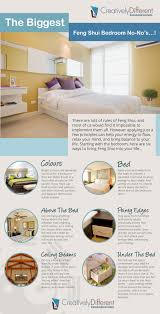 feng shui for the bedroom feng shui bedroom infographics mania