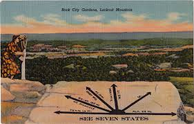 rock city postcard roundup