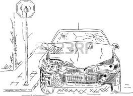 car accident royalty free cliparts vectors and stock