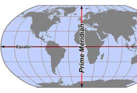World Map Equator by Map Skills Vocabulary By Ashley Adams