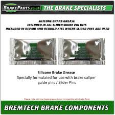 bremtech brake silicone grease slider pin guide tube grease 2